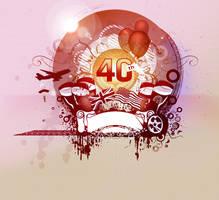 Julie's 40th Birthday by DigitalGreen