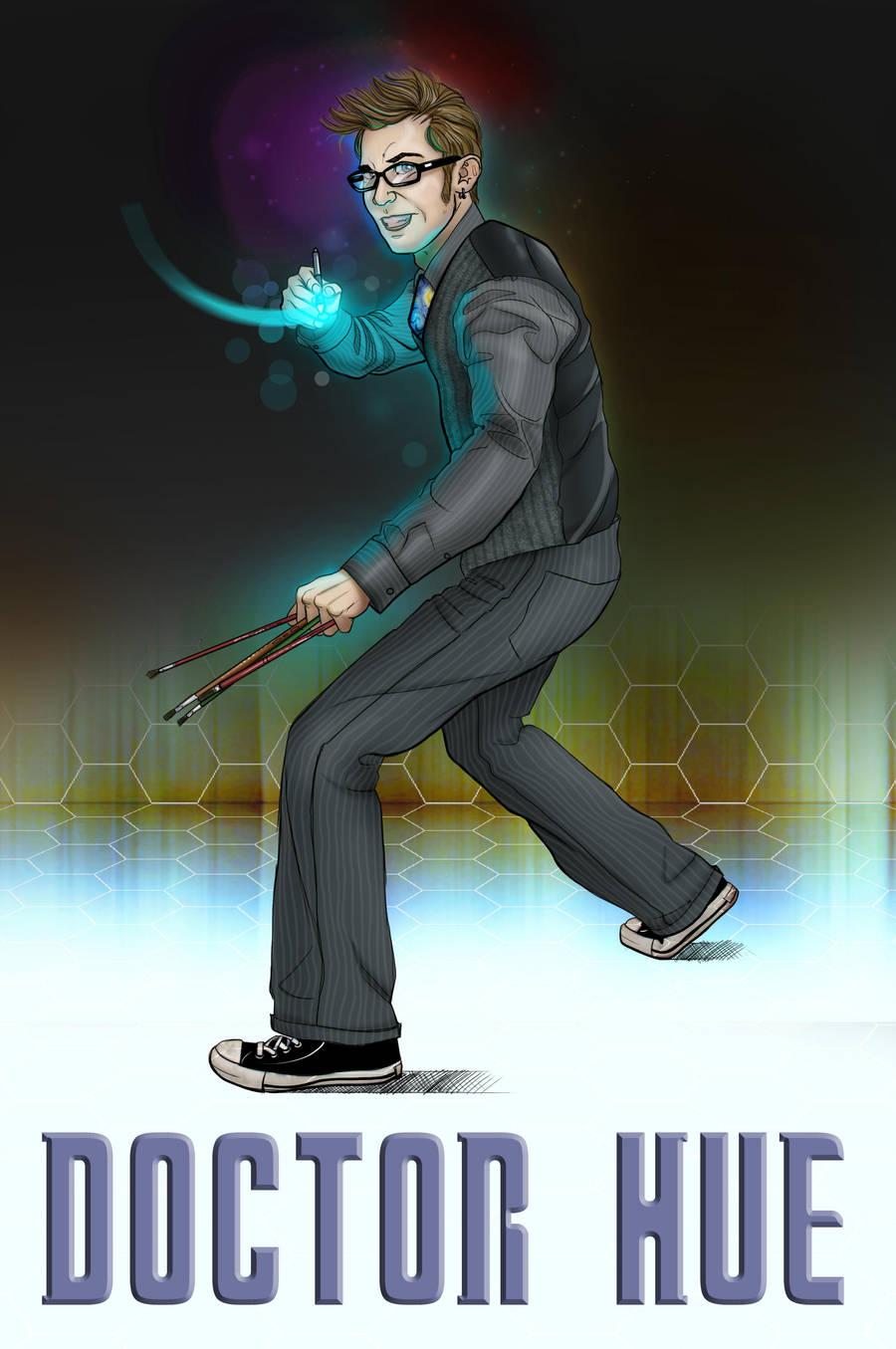 Doctor Hue by DigitalGreen