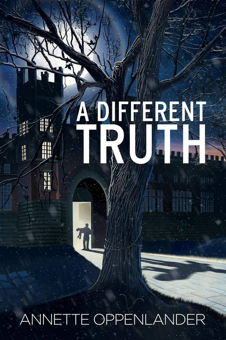 A Different Truth Cover by DigitalGreen