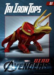 #01 Tri-Iron-Tops by DigitalGreen