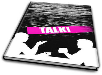 TALK! Mockup by stephenburger