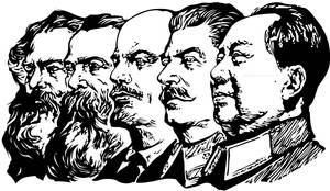 the five teachers by gilbert86II