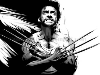 weapon X by gilbert86II