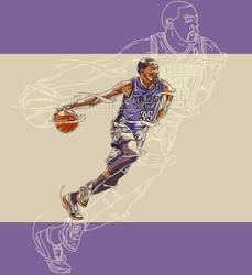 kevin durant by gilbert86II