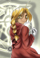 I'm the Fullmetal Alchemist by JunAkera
