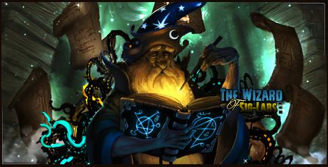Wizard Signature by EliteResources