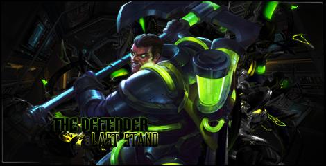 Defender - Last Stand by EliteResources
