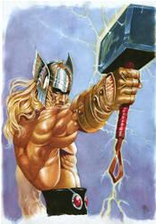 Thor by Philippe-Bringel