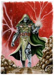 Doc Doom - Fatalis by Philippe-Bringel