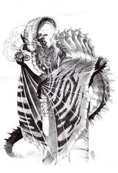 Dragon by Philippe-Bringel