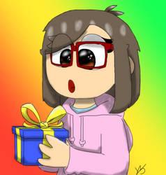 Birthday Gift owo by barkalot22