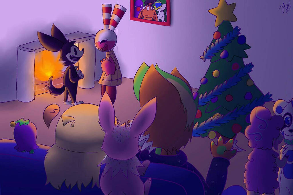 Merry Christmas! by barkalot22