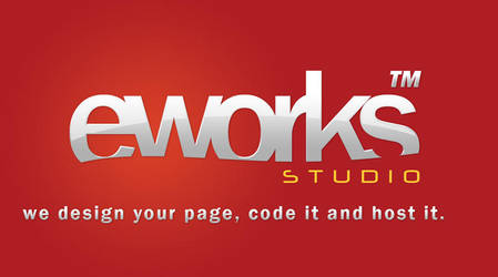 eWorks new logo by mitch2004
