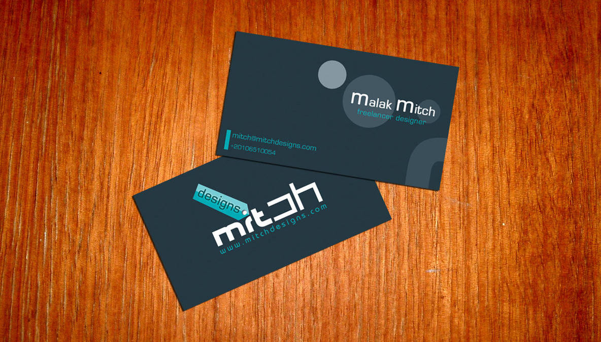 Business Card Idea By Mitch2004 On Deviantart