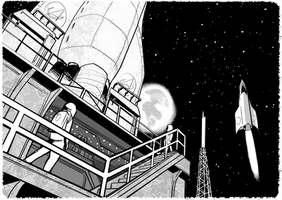 Colony Moon 9 of 11 by KStipetic