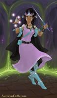 Magical-Elf-by-AzaleasDolls Me by Amythystyana