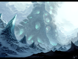 Glacial Hive. by RighteousYouth