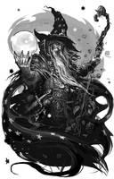 Wizard by DominikBroniek