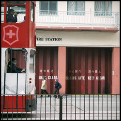 A Streetcar Named Fire by botaomo