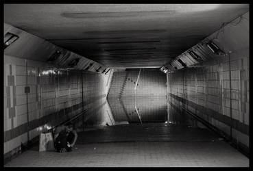Water Under the Bridge by botaomo