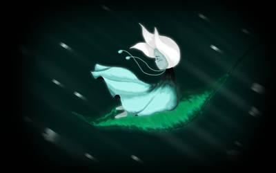 Winter's fairy by NekoCLaRish