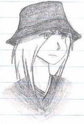 Matt in a Bucket Hat by WorkingTitleGames