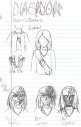 DIMENSIONS Sketches 'n Stuff by WorkingTitleGames