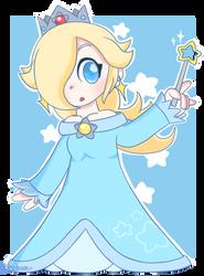 Princess Rosalina by aShyPerson