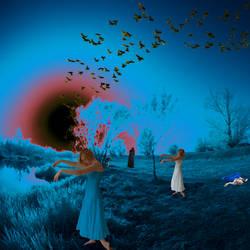 sleepwalkers world by old-timer-dev