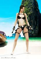 Thailand Beach by JavierMicheal
