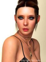 Kat De Glamour by JavierMicheal