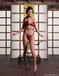Mei Lin by JavierMicheal