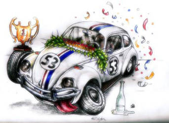 Herbie by KateRishta606