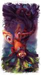The Jabberwocky by koel-art