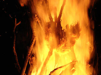 Heart of Flame by siriusianin