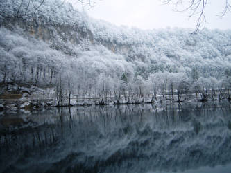 Blue Lake by siriusianin