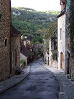 Rocamadour 23 - Old street by HermitCrabStock