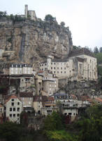 Rocamadour - full view 4 by HermitCrabStock