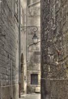 Brive 06 - Old street by HermitCrabStock