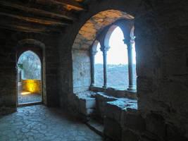 Rocamadour 2013 - Sanctuary Inside 03 by HermitCrabStock
