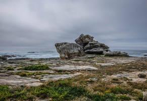 Brittany 21 - Seaside Rock by HermitCrabStock