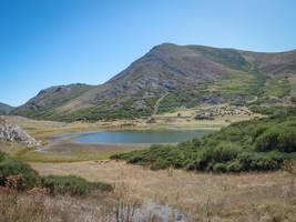 Asturias 17055 - Lake by HermitCrabStock