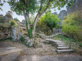 Angle 20 - Stairs and Ruins by HermitCrabStock
