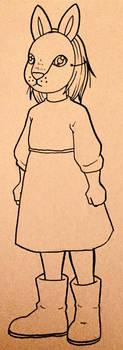 CP OC - Enchanting Forrest Child by La-Mishi-Mish