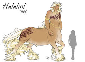 Halaliel 1 by siren-of-hades