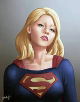 Supergirl by DVSmallville