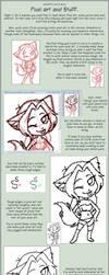 Pixel art tutorial by medli20