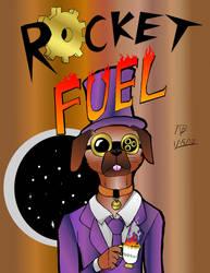 Rocket FUEL by DarkBrushBrony