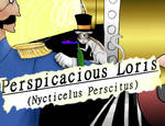 Perspicacious Lorus by DarkBrushBrony