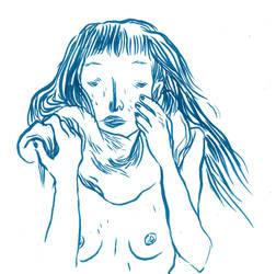 blue myself by Bluoltremare